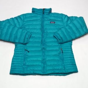 Patagonia Goose Down Puffer Jacket Full Zip XL